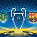 Лига чемпионов: Барселона одолела Спортинг благодаря автоголу