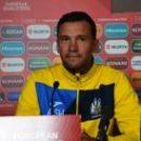 Андрей Шевченко: Люблю Динамо, но я тренер сборной, и я выбираю состав