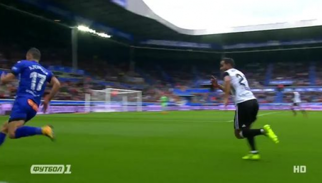 Алавес - Валенсия - 1:2: Обзор матча
