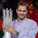 Федерер победил Надаля в финале турнира в Шанхае