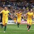 Кэхилл выводит Австралию в межконтинентальный плей-офф ЧМ-2018