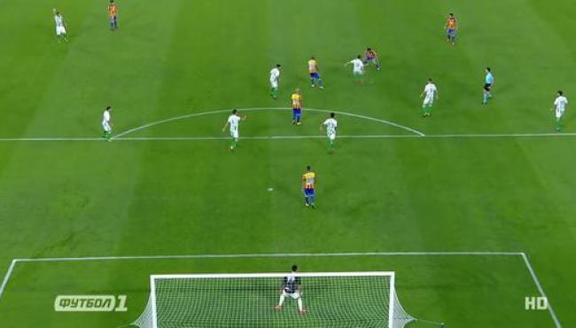 Валенсия выиграла сумасшедший матч у Бетиса и обогнала Реал: смотреть голы