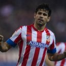 Диего Коста уже начал бузить в Атлетико