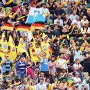 Германия оштрафована за нацистские скандирования и ей грозит матч без зрителей