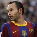 Иньеста остается в Барселоне до окончания карьеры