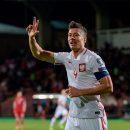 Левандовски устанавливает рекорд: смотреть голы матча Армения - Польша