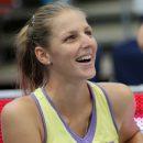 На итоговом турнире WTA в Сингапуре определилась первая полуфиналистка