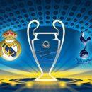 Реал — Тоттенхэм: смотреть онлайн-видеотрансляцию Лиги чемпионов