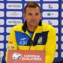Федорчук: Сборной Украины нужно забыть о контроле мяча