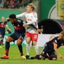 Кубок Германии: с драмой и судейскими ошибками Бавария по пенальти проходит Лейпциг