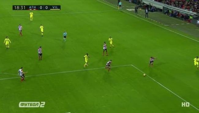 Адурис спас Атлетик от поражения Вильярреалу: лучшие моменты матча