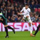 Голы Алли и Эриксена принесли победу Тоттенхэму над Реалом и вывели шпор в плей-офф: смотреть видео