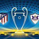 Лига чемпионов: Атлетико почти теряет шансы после второй ничьи с Карабахом