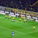 Коноплянка помог Шальке отыграть 4 гола в дерби с дортмундской Боруссией