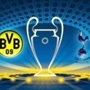 Тоттенхэм побеждает в Дортмунде и финиширует первым: смотреть голы