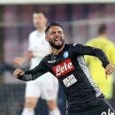 Наполи поставил Милан на колени