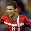 Иванович сыграл 99-й матч за сборную Сербии