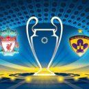 Ливерпуль — Марибор: онлайн-трансляция матча