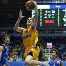 Украинский баскетболист установил уникальный рекорд в NCAA