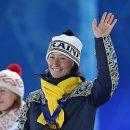 Вита Семеренко получит 25 тысяч долларов за серебряную медаль ОИ-2014