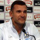 Шевченко пообещал вывести сборную Украины на Евро-2020 без плей-офф