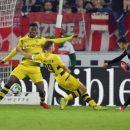 Бундеслига, 12-й тур: Дортмунд продолжает падение