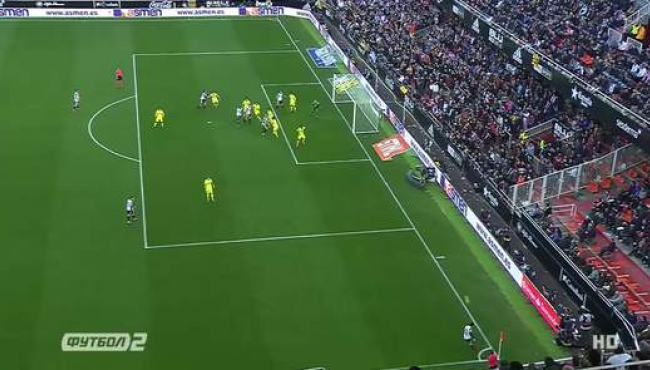 Валенсия — Вильярреал — 0:1: Обзор матча