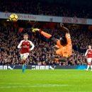 Арсенал и Ливерпуль свели вничью суперматч в Лондоне: смотреть голы