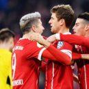 Кубок Германии: гол Ярмоленко Баварии не спас Боруссию от вылета