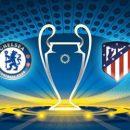 Челси - Атлетико: смотреть онлайн-видеотрансляцию Лиги чемпионов
