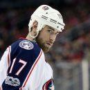 НХЛ: Нападающий Коламбуса пропустит от шести до восьми недель из-за перелома