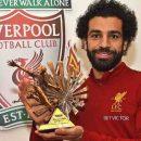 Салах признан игроком месяца в чемпионате Англии